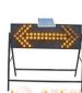 供应箭头导向灯 太阳能箭头导向灯 北京太阳能箭头导向灯